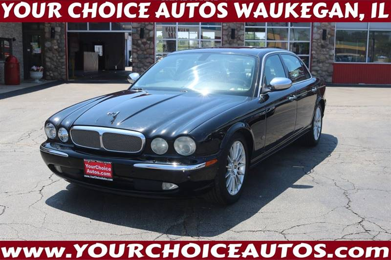 2007 Jaguar XJ Series XJ8 L 4dr Sedan   Waukegan IL