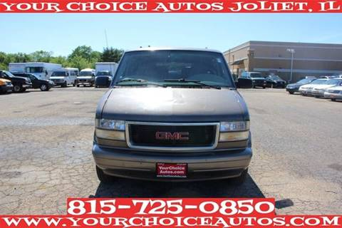 2000 GMC Safari for sale in Joliet, IL