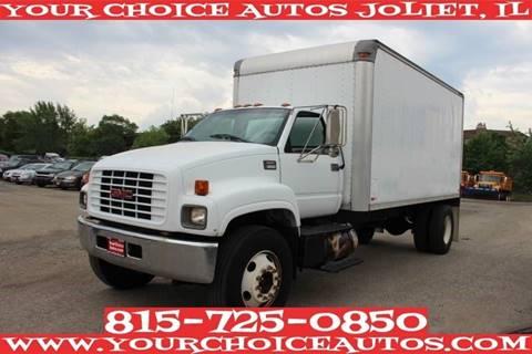 2000 GMC TOPKICK for sale in Joliet, IL