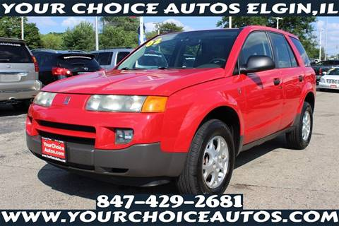 Used 2002 Saturn Vue For Sale In Burlington Nj Carsforsale