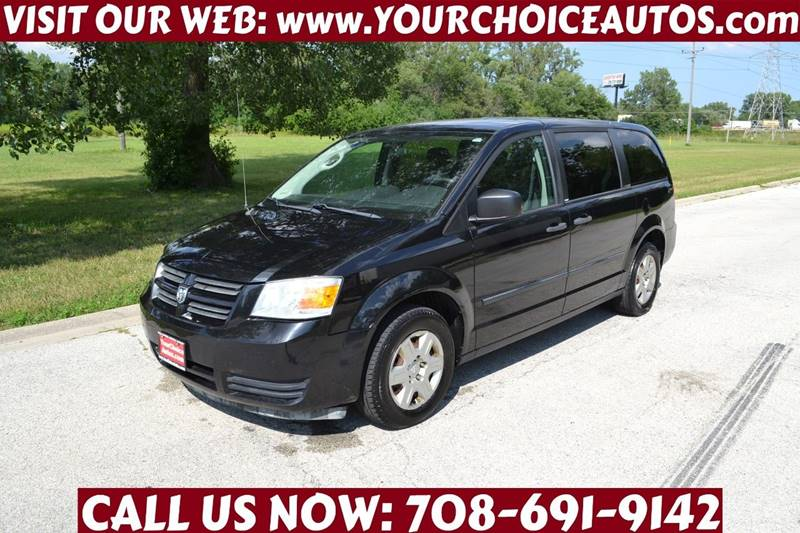 2008 Dodge Grand Caravan Se In Posen Il Your Choice Autos