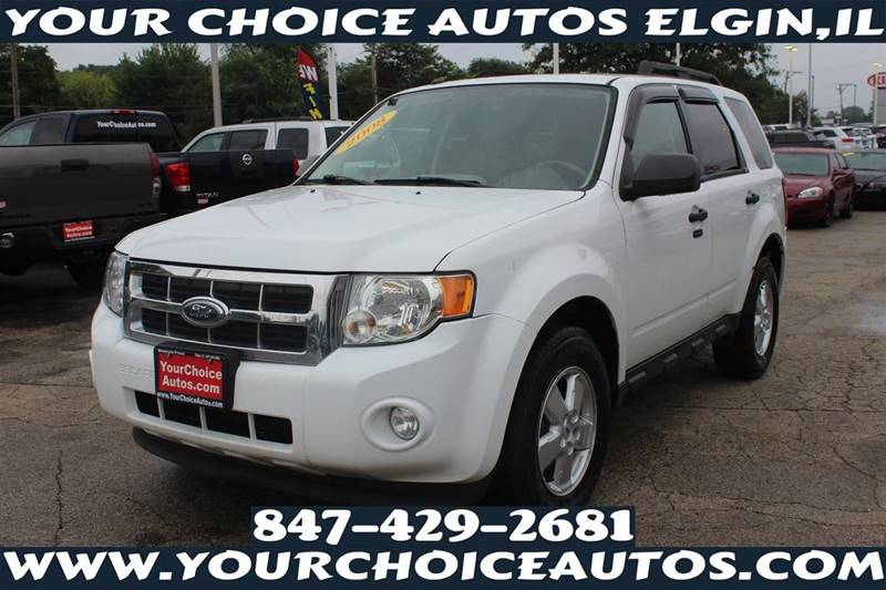 2009 ford escape xlt 4dr suv v6 in posen il your choice. Black Bedroom Furniture Sets. Home Design Ideas