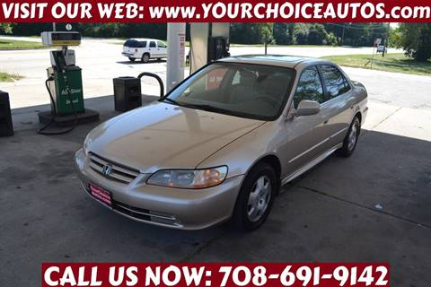 2001 honda accord for sale carsforsale 2001 honda accord for sale in crestwood il publicscrutiny Image collections