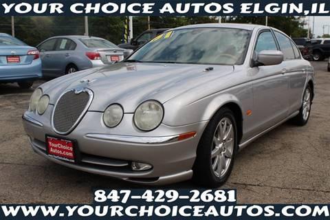 2001 Jaguar S Type For Sale In Elgin, IL