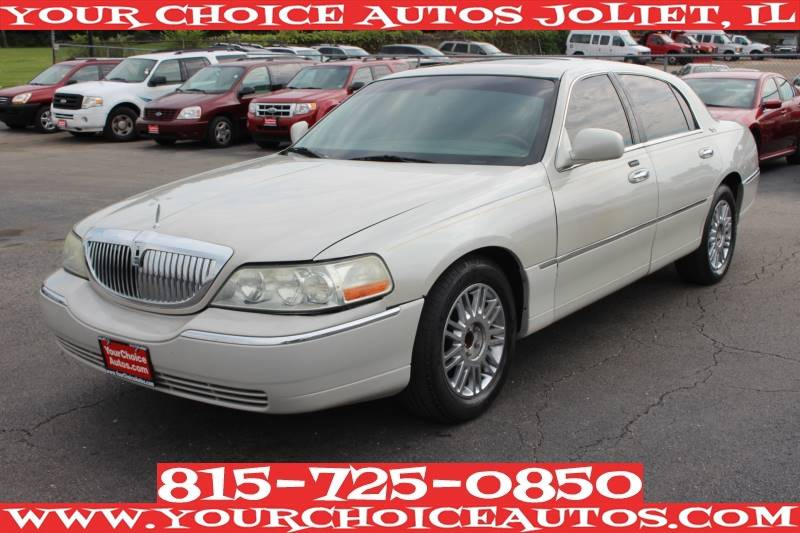2007 Lincoln Town Car Signature Limited In Posen Il Your Choice Autos