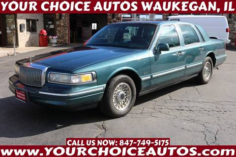 1995 Lincoln Town Car For Sale In Casper Wy Carsforsale Com