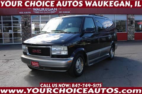 2005 GMC Safari for sale in Waukegan, IL