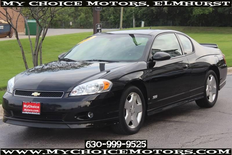2007 Chevrolet Monte Carlo SS 2dr Coupe   Elmhurst IL