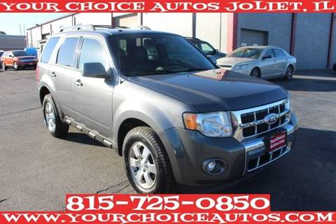 2011 Ford Escape for sale in Joliet, IL