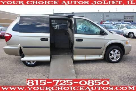 2005 Dodge Grand Caravan for sale in Joliet, IL