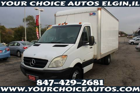 2010 Mercedes-Benz Sprinter Cab Chassis for sale in Elgin, IL