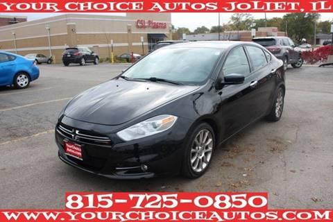 2013 Dodge Dart for sale at Your Choice Autos - Joliet in Joliet IL