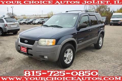 2002 Ford Escape for sale in Joliet, IL