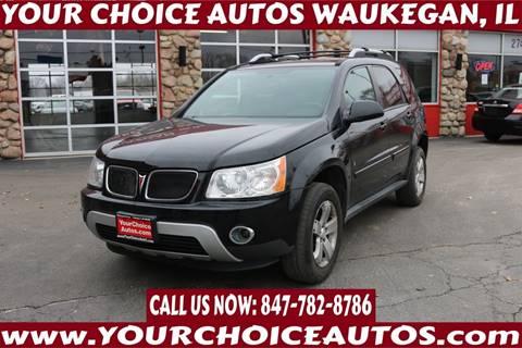 2006 Pontiac Torrent for sale at Your Choice Autos - Waukegan in Waukegan IL