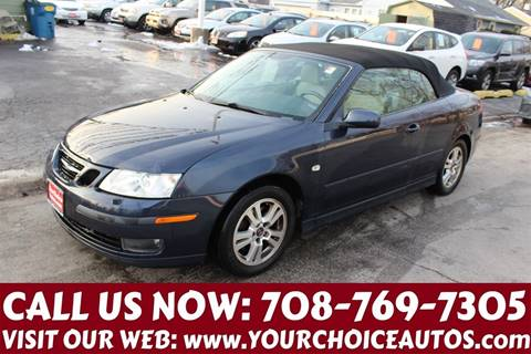 2006 Saab 9-3 for sale in Posen, IL