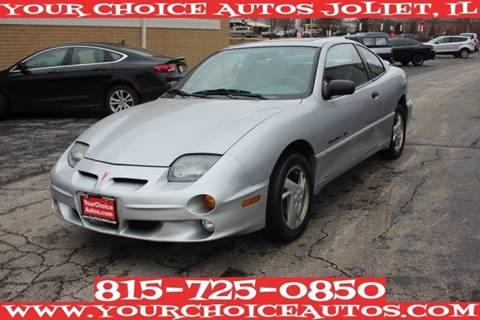 2001 Pontiac Sunfire for sale in Joliet, IL