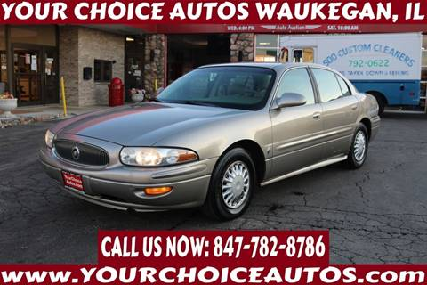 2004 Buick LeSabre for sale in Waukegan, IL