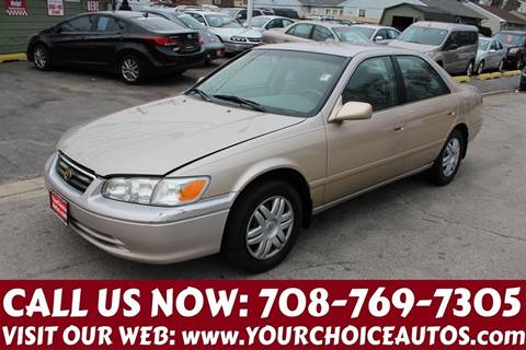 2001 Toyota Camry for sale in Posen, IL