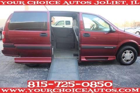2003 Chevrolet Venture for sale in Joliet, IL