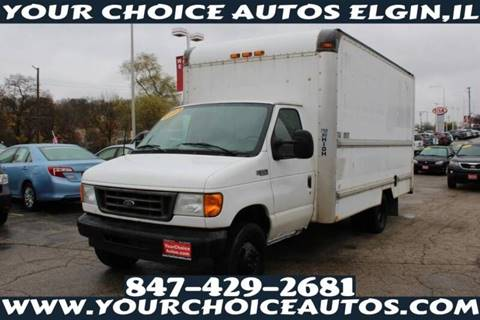 2003 Ford E-350 for sale in Elgin, IL