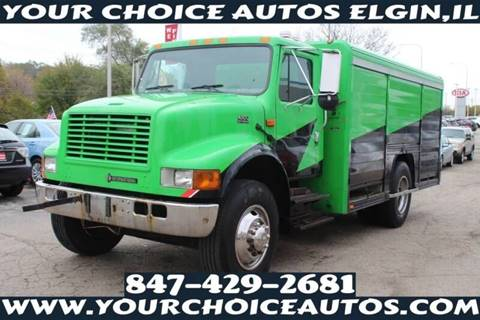 2001 International 4700 for sale at Your Choice Autos - Elgin in Elgin IL