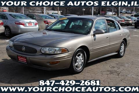 2001 Buick LeSabre for sale in Elgin, IL