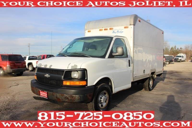 2004 chevy 3500 express van