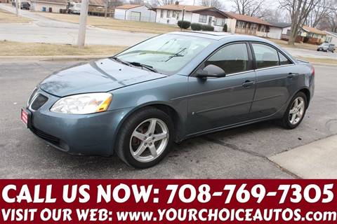 2006 Pontiac G6 for sale in Posen, IL