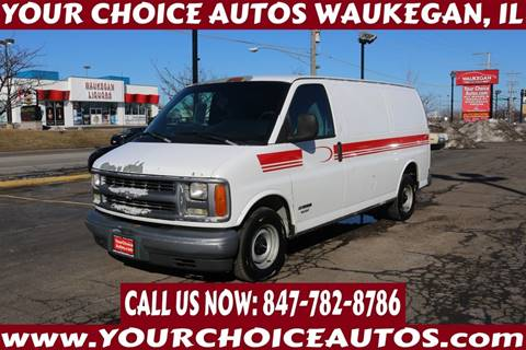 1998 Chevrolet Chevy Van for sale in Waukegan, IL