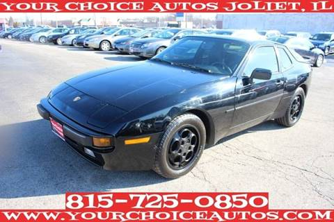 1988 Porsche 944 for sale in Joliet, IL