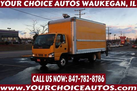 2007 GMC W4500 for sale in Waukegan, IL
