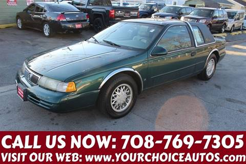 The Best 1994 Mercury Cougar For Sale