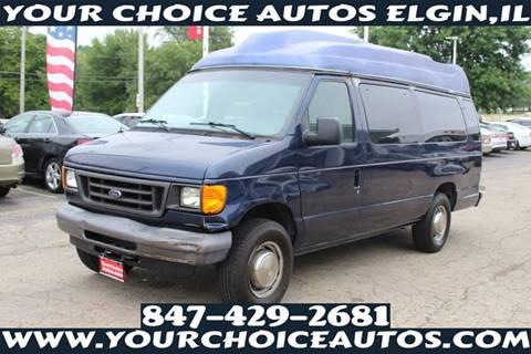 2006 Ford E-Series Cargo for sale in Elgin, IL