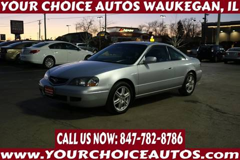Acura Fort Worth >> 2003 Acura Cl For Sale In Waukegan Il