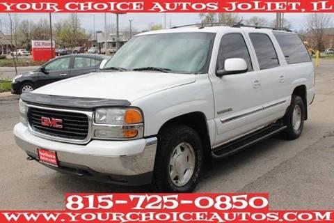 2003 GMC Yukon XL for sale in Joliet, IL