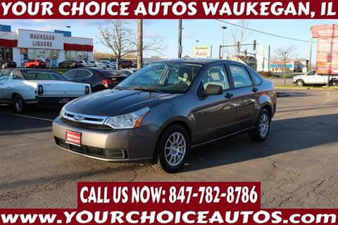 2011 Ford Focus for sale in Waukegan, IL