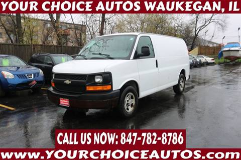 2005 Chevrolet Express Cargo for sale in Waukegan, IL