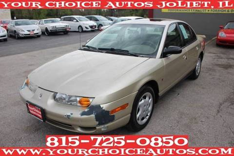2002 Saturn S-Series for sale in Joliet, IL