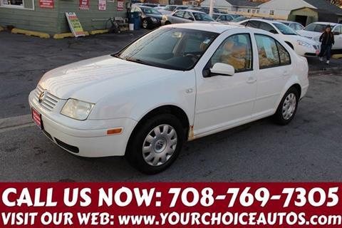 2003 Volkswagen Jetta for sale in Posen, IL