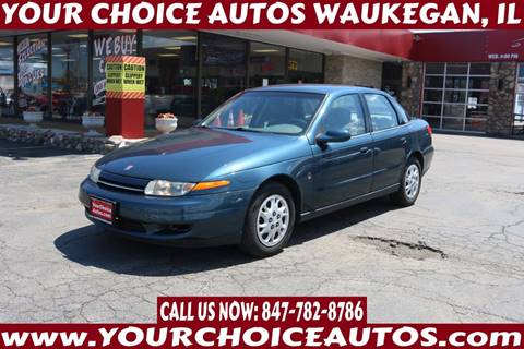 2002 Saturn L-Series for sale in Waukegan, IL