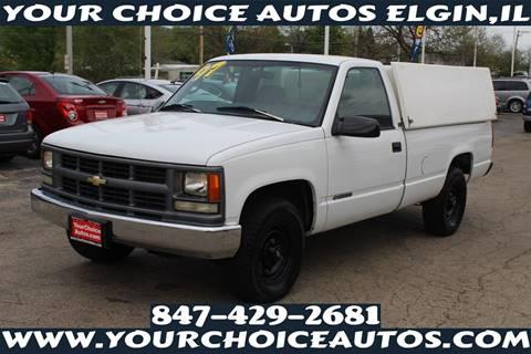 1997 Chevrolet C/K 2500 Series for sale in Elgin, IL