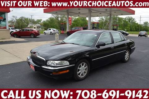 2002 Buick Park Avenue for sale in Crestwood, IL