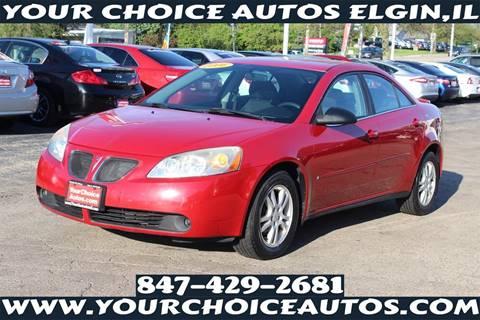 2006 Pontiac G6 for sale in Elgin, IL