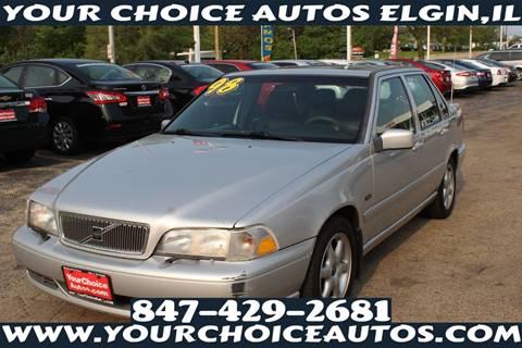 1998 Volvo S70 for sale in Elgin, IL