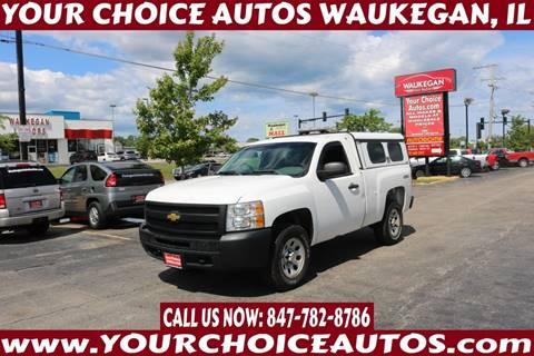 2012 Chevrolet Silverado 1500 for sale in Waukegan, IL
