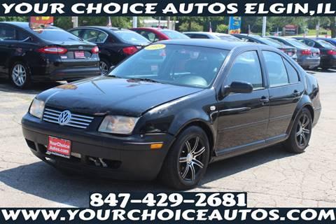 2003 Volkswagen Jetta for sale in Elgin, IL