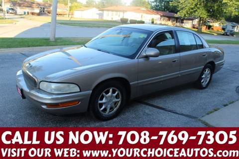 2001 Buick Park Avenue For Sale In Posen Il