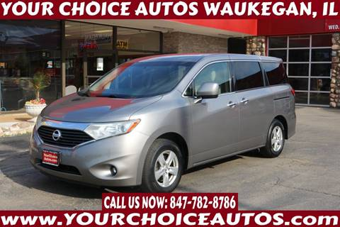2011 Nissan Quest for sale in Waukegan, IL