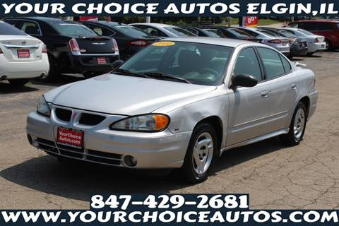 2004 Pontiac Grand Am for sale in Elgin, IL