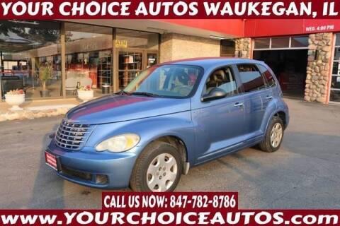 2006 Chrysler PT Cruiser for sale at Your Choice Autos - Waukegan in Waukegan IL
